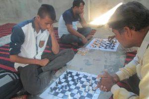 बुद्धिचालको छनौट खेल शुरु