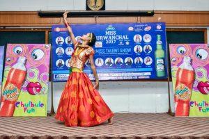 मिस पुर्वान्चल २०१७ का प्रतिस्प्रधीहरुको ट्यालेन्ट सो सम्पन्न
