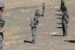 भारत–चीन विवादः दुई देशका सेनाबीच दिनभर घम्साघम्सी