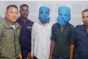 चोरहरुको पञ्जाबाट आठ वर्षीया बालिका फुत्किन सफल