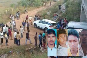 बलात्कार काण्डमा पक्राउ परेका चार अभियुक्तको प्रहरी इनकाउन्टरमा मृत्यु