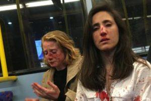 सार्वजनिक बसभित्र एकअर्कासँग चुम्बन गर्न नमान्दा किशोरद्वारा दुई युवतीमाथि दुर्व्यवहार