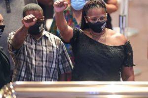 जर्ज फ्लोइड हत्या प्रकरण : आरोपितसँग १२.५ लाख डलर धरौटी माग