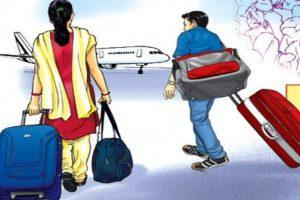 विदेशबाट ८० प्रतिशत कामदार फर्किने