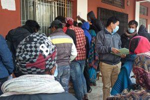 सुनसरीमा विहानी सेवा मार्फत नागरिकता
