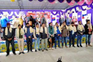सुनसरीमा राष्ट्रिय युवा संघ गठन, भोक्राहा नरसिंह गाउँ कमिटीमा रमेश चयन