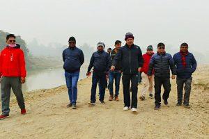 इनरुवाका नगर स्तरीय योजना अनुगमन