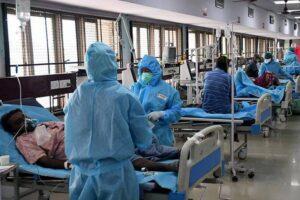 कोरोना संक्रमित संख्या बढ्दै गएपछि आईसीयू र भेन्टिलेटर भरिँदै