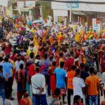 इनरुवामा निकालियो अहिले सम्मकै भव्य रथ यात्रा