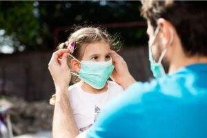 कोरोना सङ्क्रमित व्यक्तिसँग सम्पर्कमा आएका बालबालिकामा देखिन सक्छ जटिल रोग