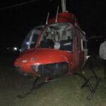 फिस्टेलको हेलिकप्टर धानखेतमा आकस्मिक अवतरण